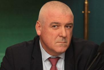 Освободиха от длъжност шефа на ГДБОП и зам.-главния секретар на МВР