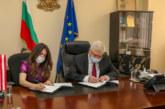 България и САЩ подписаха Писмо за намерение за сътрудничество в здравеопазването