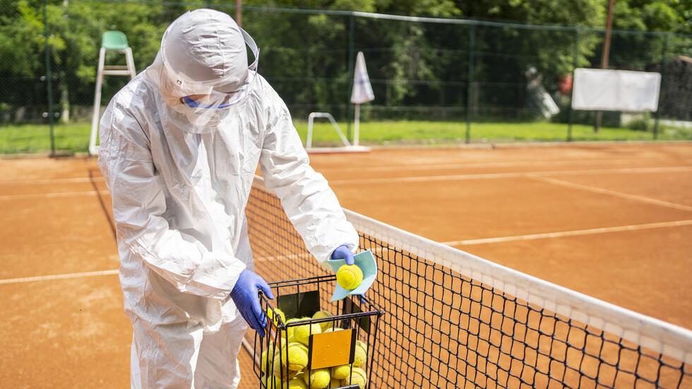 Два случая на коронавирус на тенис турнир в Сърбия с българско участие