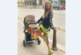 Лора Караджова бута количка за 2 бона