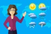 Времето: Краткотрайни превалявания, температурите между 23 и 28 градуса