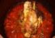 Свински джолан в глинен съд