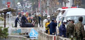 Увеличават се жертвите на наводненията в Япония