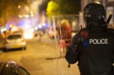 Сблъсъци между полиция и празнуващи във Франкфурт