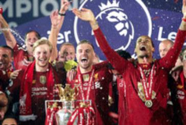 """30 ГОДИНИ ПО-КЪСНО: """"Ливърпул"""" отново вдигна титлата в Англия"""