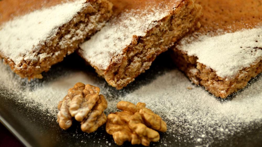 Орехово брауни