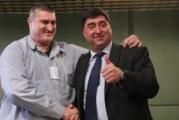 """Волейболната легенда от Баланово Б. Кьосев се жалва: Махнаха ме от зала """"Христо Ботев"""", въпреки че я направих печеливша"""