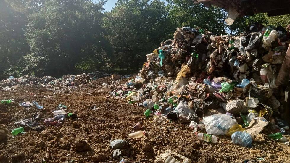 Проверяват нерегламентирано изхвърлени отпадъци в област Шумен
