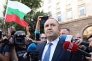 Радев: Не на страха! Ще си върнем България!