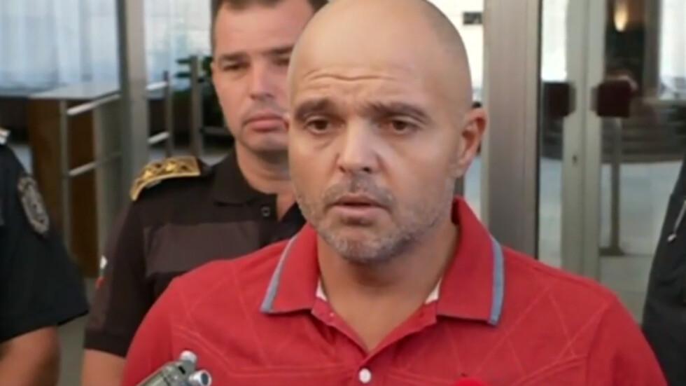 Главният секретар на МВР Ив. Иванов: Протестиращите сами посочиха провокаторите