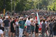 """Един от пострадалите при протестите в София си тръгна по собствено желание от """"Пирогов"""""""