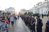 Започва проверка на действията на полицаите на протеста