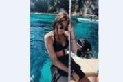 Дъщерята на Румен Радев събира погледите с тяло на плажа