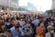 """Протести в """"Триъгълника на властта"""", стигна се до напрежение"""