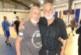 Вълнуваща среща между стари приятели на първенство по бокс за мъже в Благоевград