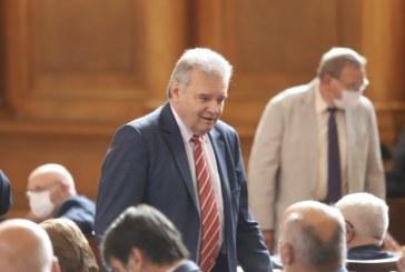 По 300 лв. глоба за 24-ма депутати без маски