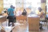 С наплив на ученици и родители започна подаването на завления за кандидатстване след 7 клас в Благоевград