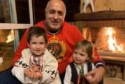 Малкият внук на Борисов става на 2
