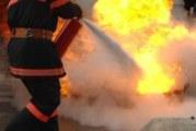 Огнен инцидент в Благоевград! Пожар в хотел вдигна на крак 2 пожарни екипа