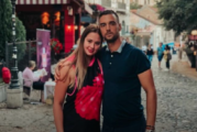 Тенис звездата Димитър Кузманов чакал 4 години, за да целуне гаджето си
