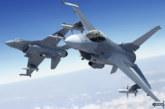 Изтребител F-16 се разби при кацане