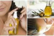 Горещият зехтин е най-полезен за косата