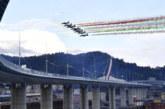 Откриха новия мост в Генуa