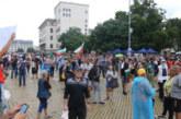 31-и ден на антиправителствени протести