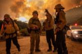 ОГНЕН АД! Пожар обхвана 40 000 дка гори в Лос Анджелис