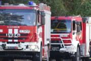 Два автомобила горяха в Пиринско