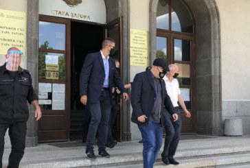 Гешев разговаря с прокурорите в Стара Загора и Сливен