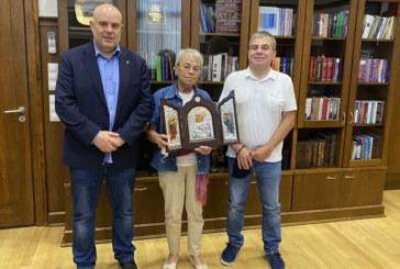 Главният прокурор се срещна с мъжа, прекарал месеци в арест в Армения