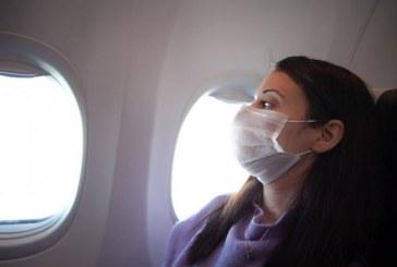 Не дремете в самолета при излитане и кацане