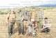 9 ентусиазирани авджии от Бучинската дружинка откриха сезона със свалени 7 пъдпъдъка  на първи излет