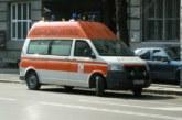 Волтова дъга удари работник, транспортиран е спешно в болница