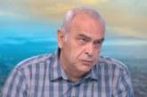 Бившият кмет на Благоевград К. Паскалев: Предложението на ГЕРБ за нова Конституция е тотална глупост, ще има оставка през септември