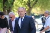 Радев няма да започва политически проект