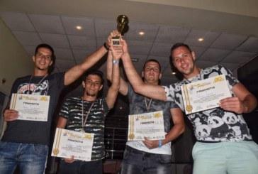 ЮЗУ студенти със златен медал и шампионска купа по плажен волейбол в конкуренция с 23 отбора