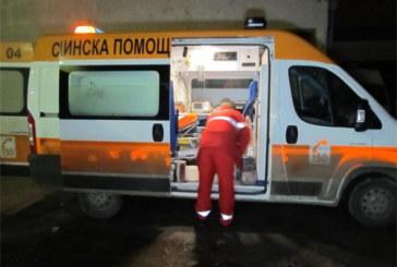 Мотоциклетист пострада при катастрофа в Дупница