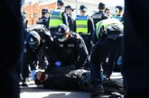 Десетки арестувани на протест срещу карантината в Мелбърн
