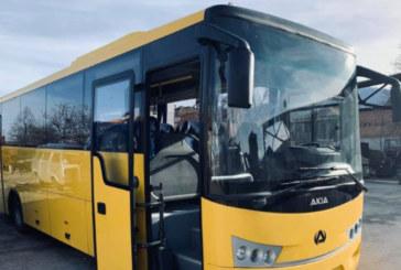Учениците в община Банско с безплатен транспорт
