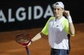 Шаповалов отстрани Димитров на 1/4-финалите в Рим