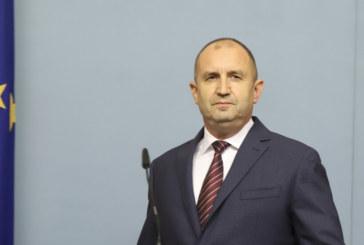 Президентът наложи вето на промените в Закона за съдебната власт