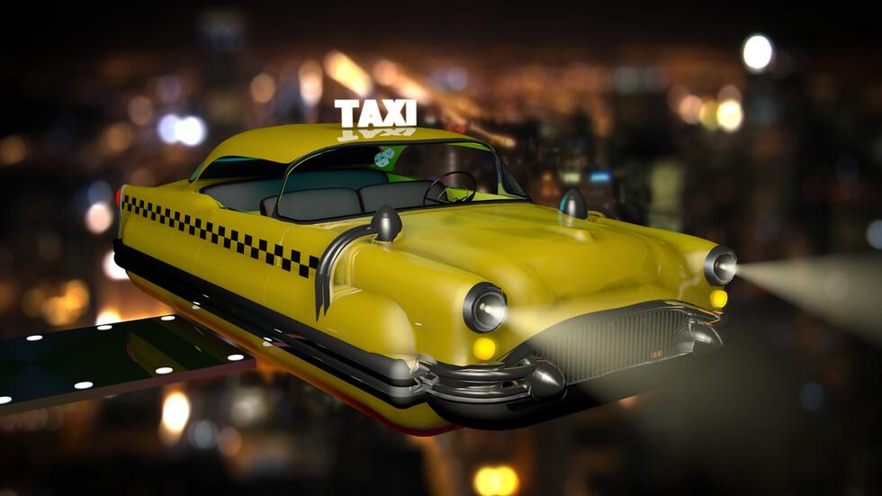 Пуснаха билети за първия полет с летящо такси