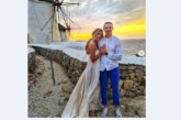 Петканови с тайна сватба в Гърция