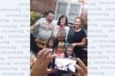 """Снаха и внучета си пожела за 70-ия рожден ден легендарният вратар на """"Марек"""" Ст. Стоянов"""