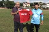 "ПК ""Струмешница"" дари футболен екип и топки на кулските граничари"