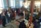 С курбан, организиран от ловната дружинка, жителите на Бистрица почетоха отложения заради пандемията празник на селото, посрещнаха епископ Поликарп с кошница с грозде, ябълки и вино…