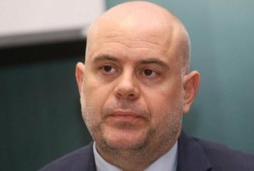 Главният прокурор Ив. Гешев пристигна неочаквано в Дупница