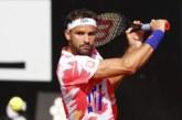 Григор постигна страхотен обрат и е на четвъртфиналите в Рим